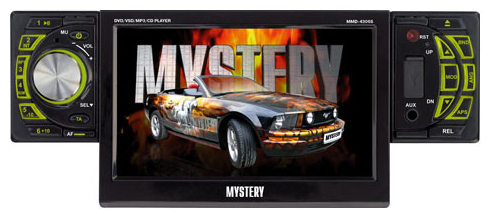 Mystery | MMD-4306S