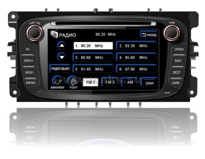 FlyAudio | Ford E7522 NAVI Black