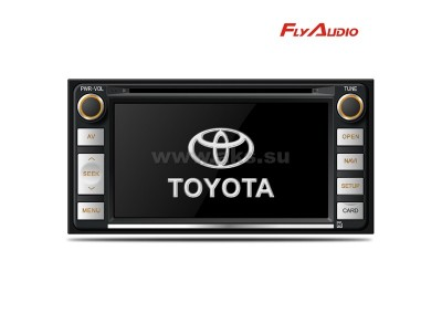FlyAudio | Toyota E7523 Orange NAVI
