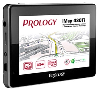 Prology | iMAP-420Ti