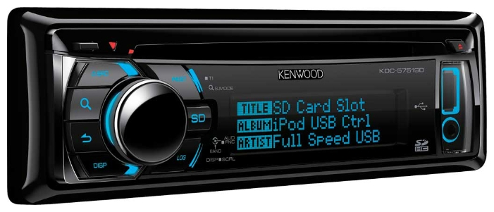 Kenwood | KDC-5751SD
