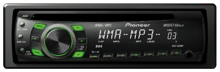 Pioneer | DEH-1320MP